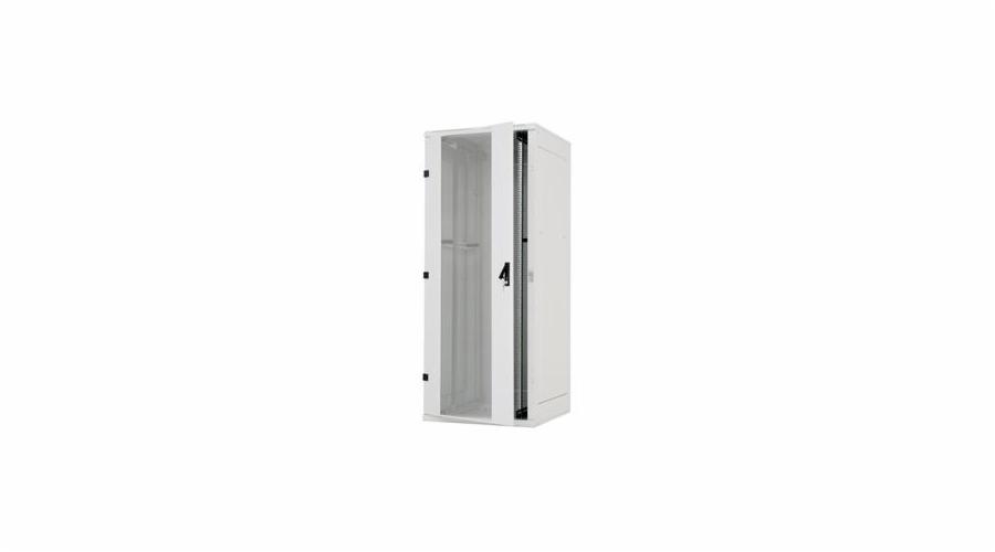 Stojanový rozvaděč 42U (š)600x(h)1000 perf.dveře