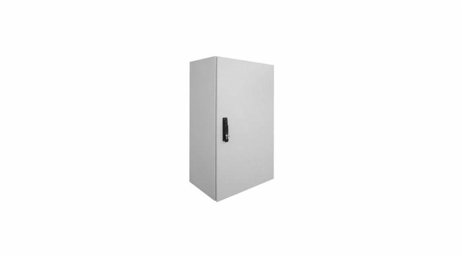 """Datacom 19""""venkovní rozvaděč 15U/600x500 IP65 šedý"""