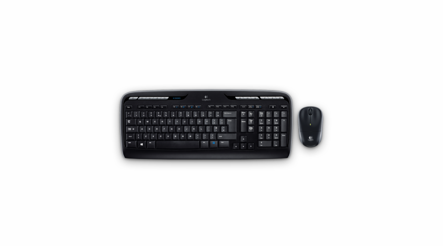 set Logitech Wireless Desktop MK330, US