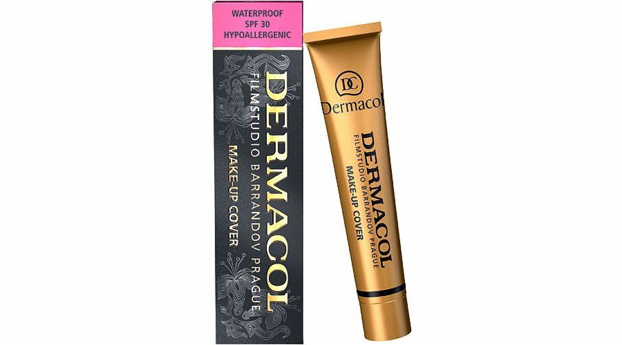 Make-up Dermacol Make-Up Cover 30g 212