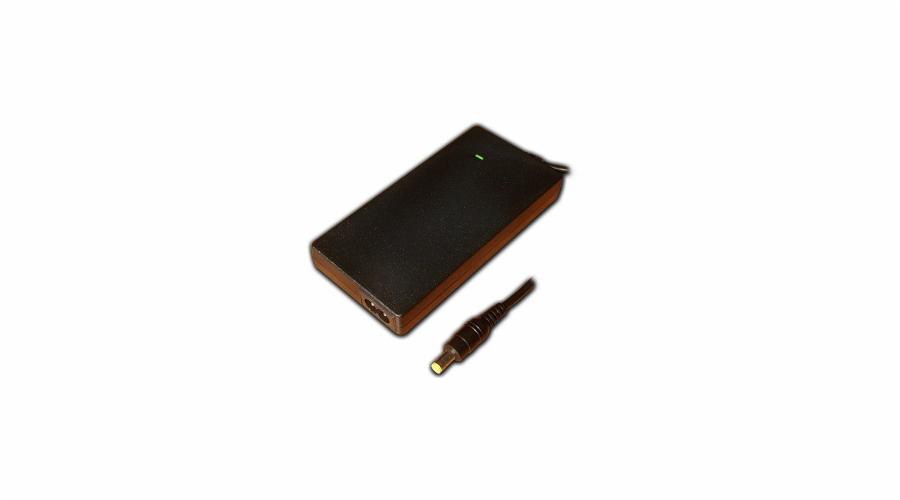 Ultratenký AC adapter 65W, 19V, 3.42A, 2,5x5,5mm