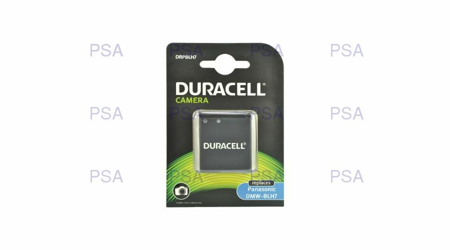 Duracell Li-Ion bat. 600mAh for Panasonic DMW-BLH7E