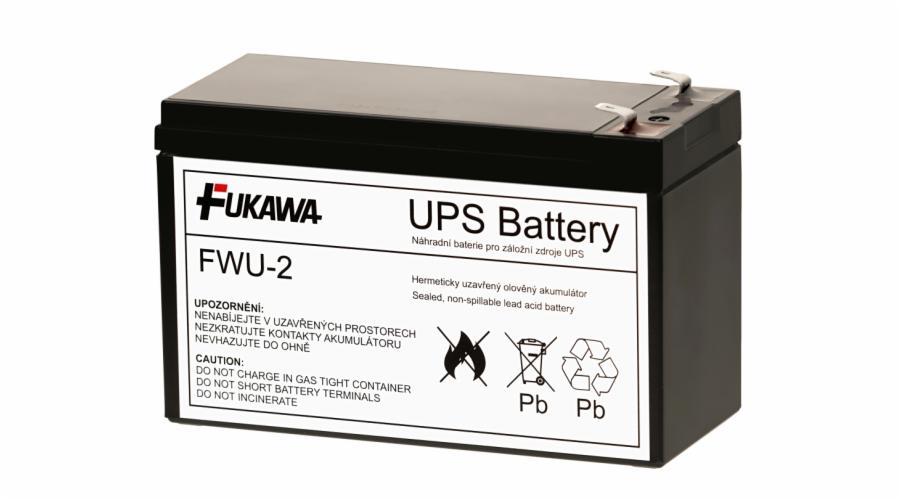 Akumulátor FWU-2 náhrada za RBC2