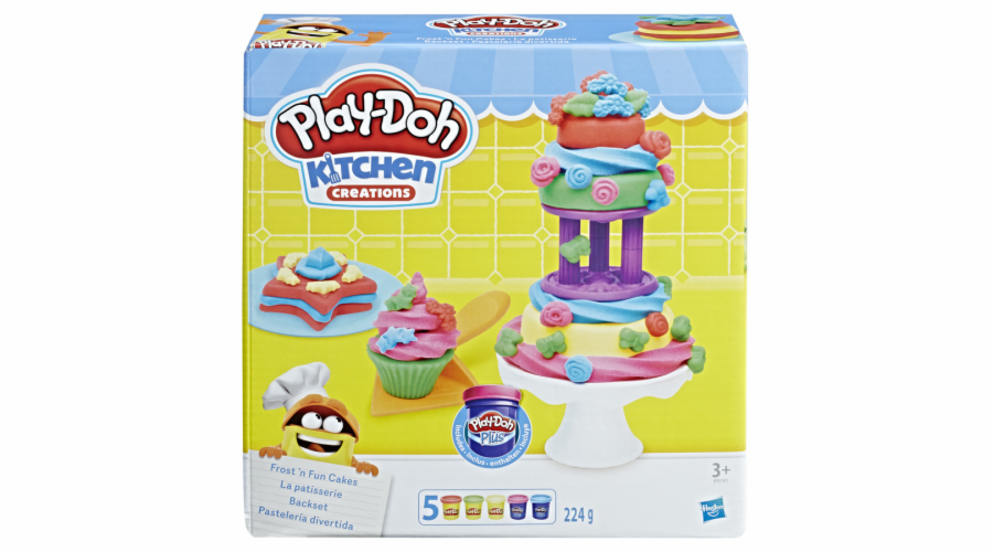 Play Doh Set na pečení