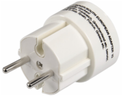 Hama Travel Plug Type E L South European Adapter V3