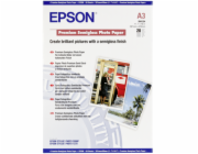 Epson Premium Semigloss Photo A 3, 20 listu, 251 g    S 041334