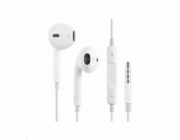 Apple EarPods s 3,5mm bila