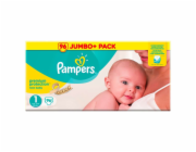 Pampers Premium Protection S1 2-5 kg 96 ks