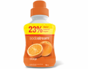 Příchuť Orange 750 ml SODASTREAM
