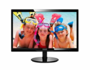 "Philips 246V5LHAB/00 24"" LED 1920x1080 10 000 000:1 5ms 2..."