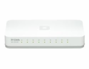 D-Link GO-SW-8E 8-Port 10/100M  Desktop Switch